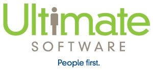 Logo for Ultimate Software - in color with tagline